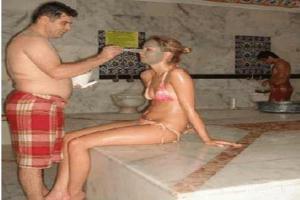 土耳其男女澡堂相亲 赤身裸体坦诚相见