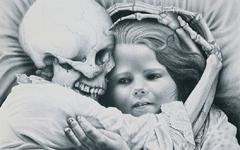 恐怖的老太婆